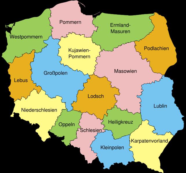 Polen Urlaub 2014