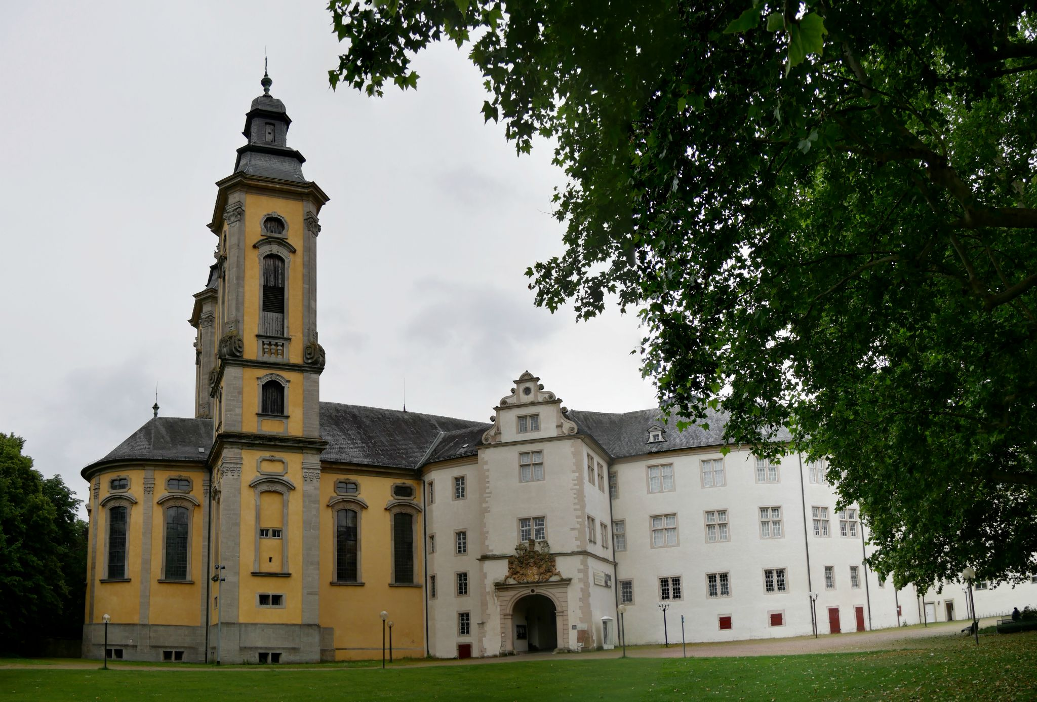 Schloß Bad Mergentheim